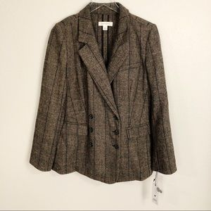 NWT Treasure & Bond Blazer Sz M